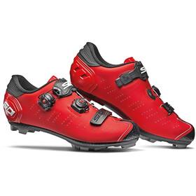 Sidi MTB Dragon 5 SRS Schoenen Heren, rood